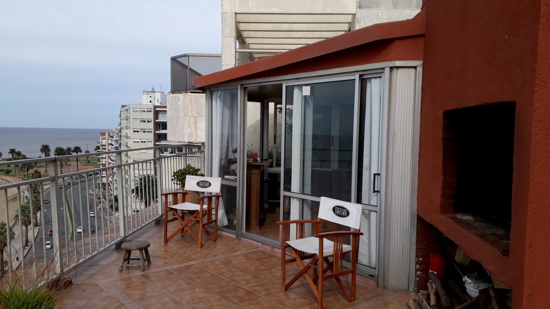 Penthouse  Rambla de Pocitos